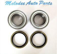 REAR Left and Right Wheel Bearing With Seal Set For  MAZDA  MIATA  1990 - 2005