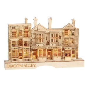 Department 56 Flourish Harry Potter Diagon Alley Lit Figurine 8.7 Inch