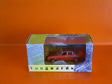 Vanguards Die-Cast Replica - VA05206 - 1:43 - Ford Granada 3.0 Ghia Sebring Red