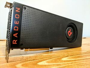 XFX AMD Radeon RX VEGA 64 8GB HBM2 Air-Cooling Video Card