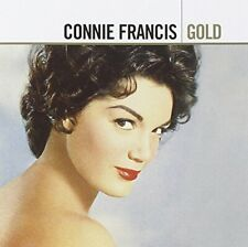 Connie Francis - Gold - Connie Francis CD YGVG The Cheap Fast Free Post The
