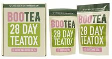 Bootea Teatox -  28 Daytime Tea Bags & 14 Bedtime Cleanse Tea Bags Boxed