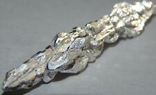 5.40 grams .999 (Ag) Crystalline Silver Crystal  Nugget