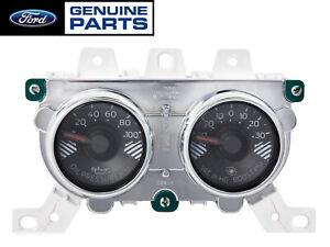 2015-2021 Mustang GT OEM Supercharger Gauge Pod Cluster Oil Pressure & Boost