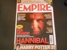 Anthony Hopkins, Steve Buscemi - Empire Magazine 2002