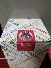 HOW2WORK The Monsters Kasing Lung Zimomo Revolt Labubu Figure Sofubi