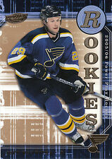 05-06 UPPER DECK POWER PLAY ROOKIE RC #137 JEFF WOYWITKA BLUES *2429