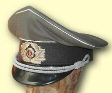 NVA DDR Schirmmütze für Offizier Dienstmütze Infanterie KG57