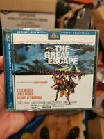 Bernstein, Elmer : The Great Escape: Original Soundtrack [S CD Amazing Value