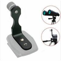 Premium Universal Metal Tripod Adapter / Mount / Bracket Binoculars New L-Shape