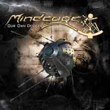 Mindcage-Our Own Devices CD Queensryche,Lethal,Heir Apparent,Rush,Riot,Private