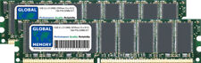 1GB (2x512MB) DDR 266/333/400MHz 184-PIN KIT memoria ecc per server/Workstation