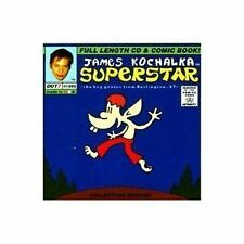 James Superstar Kochalka The True Story  RAR! Neu