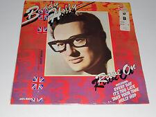 BUDDY HOLLY SEALED Rave On Unopened MINT UK EMI Mfp 50176 album vinyl