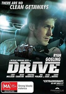 Drive DVD (Pal, 2012) Freepost