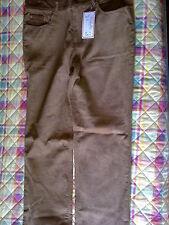 POP BOUTIQUE - Cord flare - L 34 W 36 - CORDUROY PANTS - Beige - sixties mod