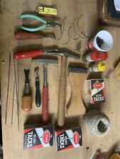 Upholstery Tools And Supplies
