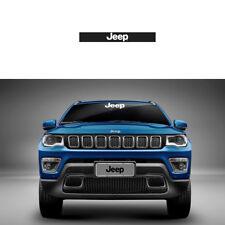 New JEEP Elite Logo Car Truck Front / Back Windshield Window Decal Stick Emblem