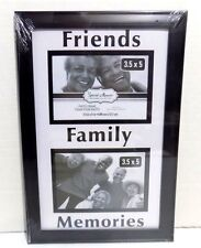 FRIENDS - FAMILY - MEMORIES   Picture Frame  ( NEW )