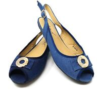 Women Ballerina Ballet Open Toes Flats Loafers Shoes w/ Front Buckle