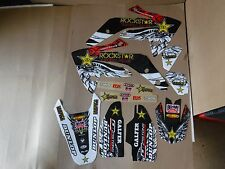TEAM  ROCKSTAR HONDA GRAPHICS HONDA  CRF150R  CRF150RB  LIQUID COOLED  PTS