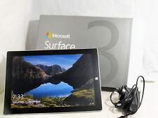 Microsoft Surface 3 Wi-Fi 64GB Storage 2GB RAM with Surface Pen