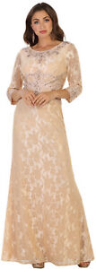 SALE ! SPECIAL OCCASION FORMAL EVENING GOWN GALA DESIGNER PLUS SIZE LONG DRESSES