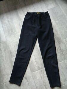 pantalon noir, 38/40, neuf, style jegging