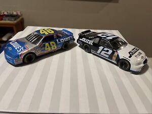 1:24 CUSTOM NASCAR DIECAST LOT (2)