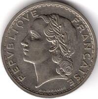1935 France 5 Francs | Pennies2Pounds