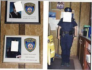 4 Originalfotos Stl'Atl'Imx Tribal Police British Columbia Kanada Polizei