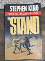 Stephen King The Stand Complete Uncut TRUE First Edition $24.95 DOUBLEDAY