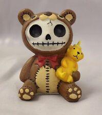 Furry Bones Brown Honeybear Bear Skeleton Animal Figurine Free S&H