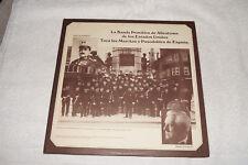 LP : La Banda Primitiva de Allentown - Franz Von Blon & Pascual Marquina