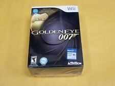 Goldeneye 007 with Golden Classic Controller Pro & Shirt Bundle for Nintendo Wii