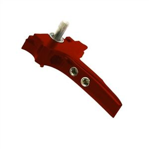 Inception Designs Emek / MG100 Fang Trigger Red - New Paintball Planet Eclipse