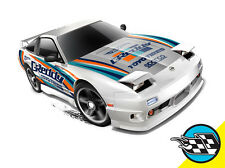 Hot Wheels Cars - '96 Nissan 180SX Type X White
