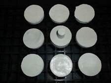 """1 1/2"""" Coral Frag Plug 10 Pack Neptune's Garden Plugs Plates and  Fixtures"""