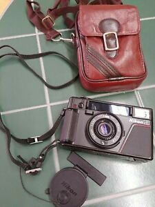 NIKON One Touch L35AF Point & Shoot 35mm Camera w/ 35mm Lens JAPAN