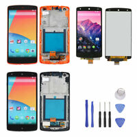 For LG Google Nexus 5 D820 D821 LCD Display Touch Screen Frame Digitizer Tools