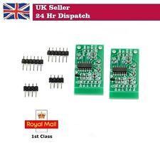 2 x HX711 Electronic weighing sensor module ADC 24 bit  Dual-channel Pi Arduino