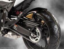 Honda CBR600F  2011-2013   Rear Hugger by Powerbronze Black with Silver Mesh