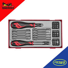 TTMDQ38 - Teng Tools - Bits & Drivers Set 38 pcs.
