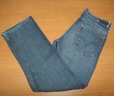 LEVI'S 569 Boys Loose Straight Jeans Size 16 Reg 28x28
