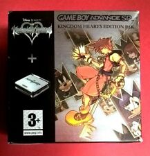 Consola Nintendo Game Boy Advance GBA SP Kingdom Hearts Ed Pak Chain of Memories