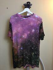 Christopher Kane Spring/Summer 2011 Men's Galaxy Short Sleeve T-Shirt Size L