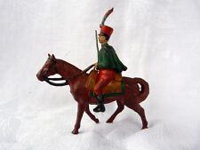 Rares CBG MIGNOT en plomb creux - Hussard du premier empire à cheval