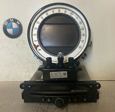Genuine Mini Cooper Countryman R60 Complete Sat Navigation Kit Screen Head Idriv