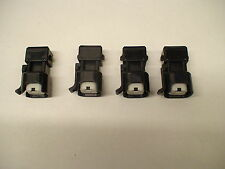 4 USCar / EV6 EV14 (female) to OBD1 (male) injector plug adapters Honda Acura