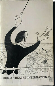 MTI MUSIC THEATRE INTERNATIONAL New York Broadway Musical Licensing Catalog 1984